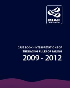 Libro de casos del Reglamento de Regatas a Vela de la ISAF