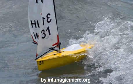 MicroMagic surfeando