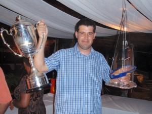 10 preguntas a Zvonko Jelacic. Campeón Mundial IOM 2009